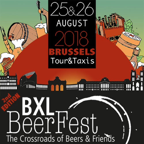 Communication BXLBeerFest 2018